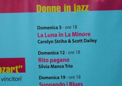 Carolyn - Italy tour 1